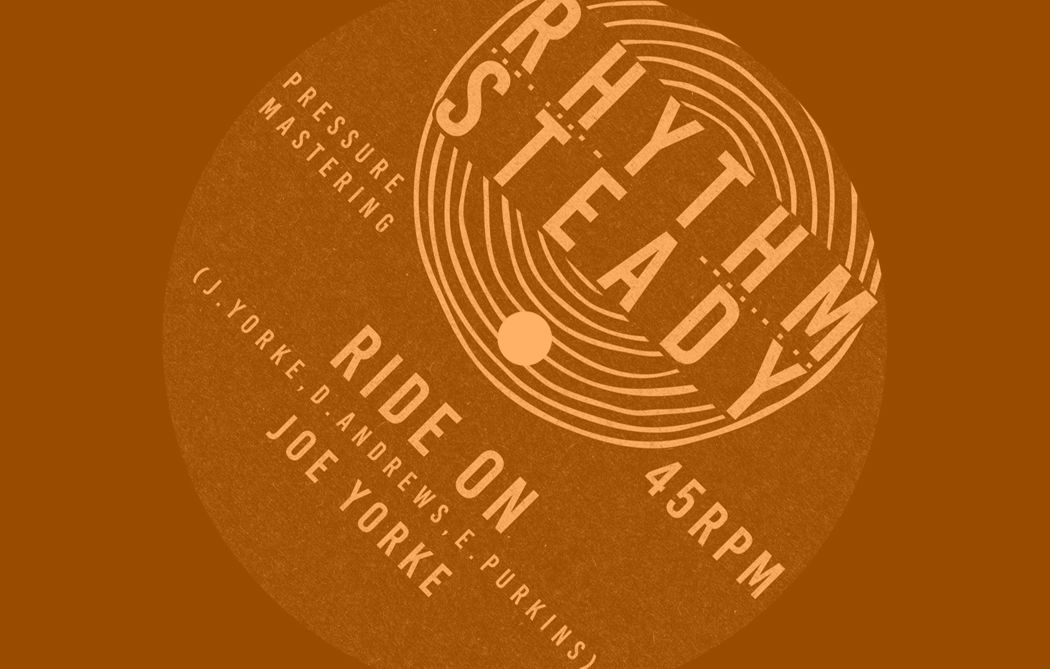 rhythm steady schallplattenlabel